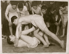 Young Wrestlers