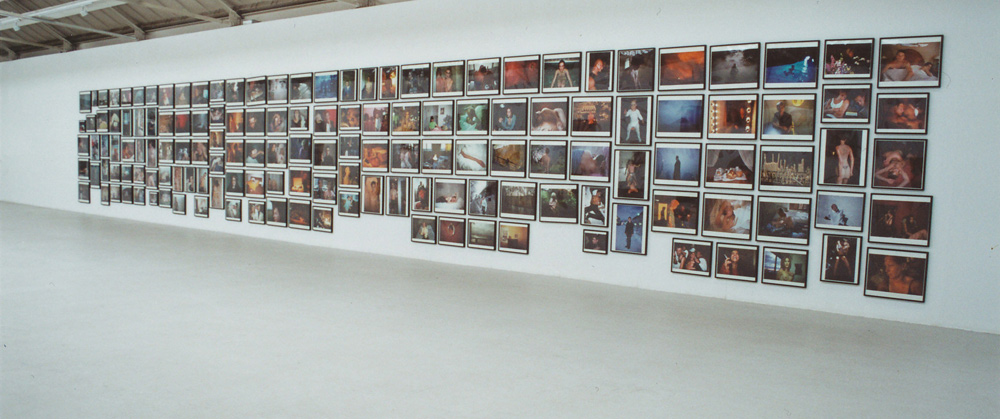 Nan Goldin, 'Thanksgiving', Installation view, Saatchi Gallery, London, 1999 © Saatchi Gallery