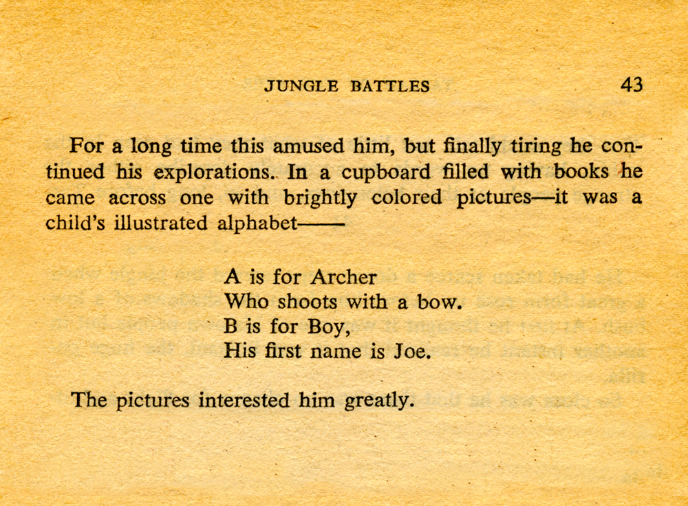 Primer: Jungle Battles (video still)